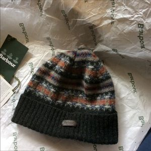 Barbour Melrose Fairisle Beanie